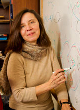 Gordana Matic named Fellow of American Mathematical Society